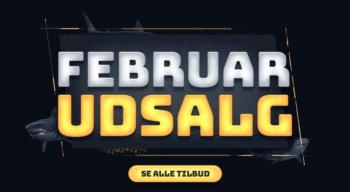Februar Udsalg