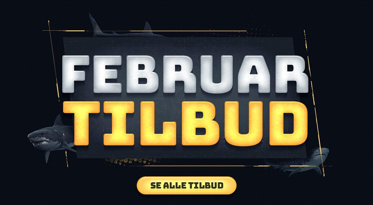 Februar Tilbud