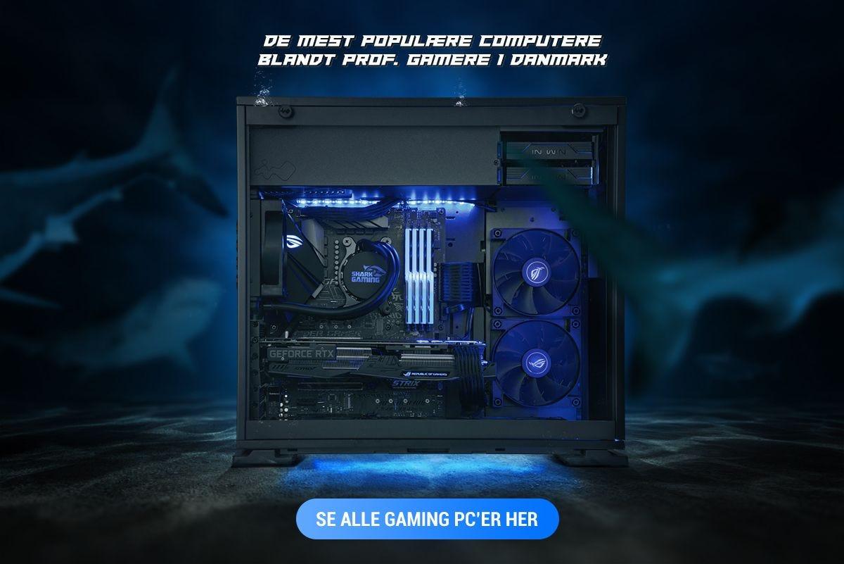 Shark Gaming Computere