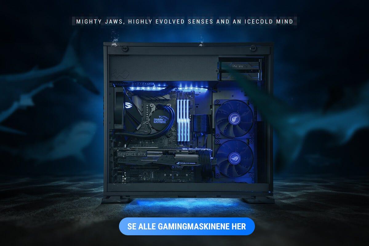 Shark Gaming Maskiner