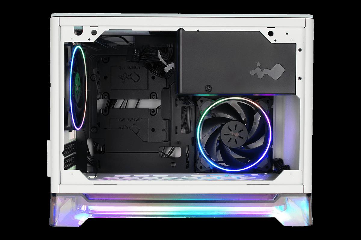 Tiny White Shark Gaming PC