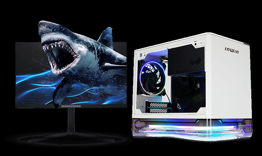 Tiny White Shark