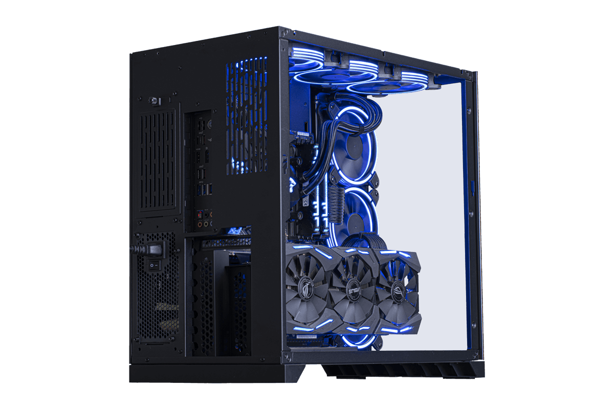 Shark Deep Blue AMD Gaming PC