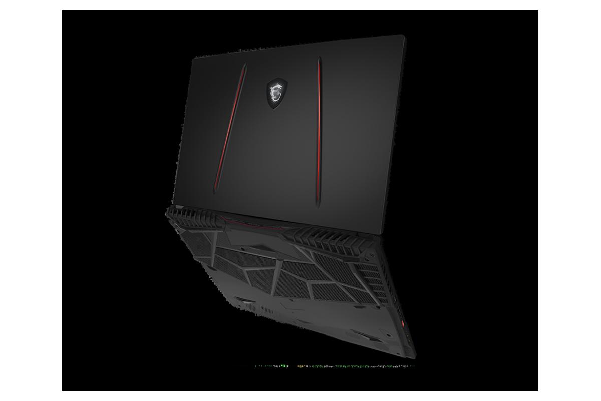 MSI GE65 Raider 9SE-001NE Laptop DEMO