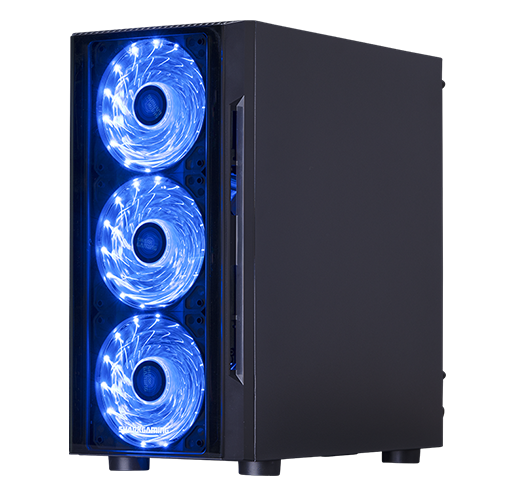 Kraftfuld Gaming PC