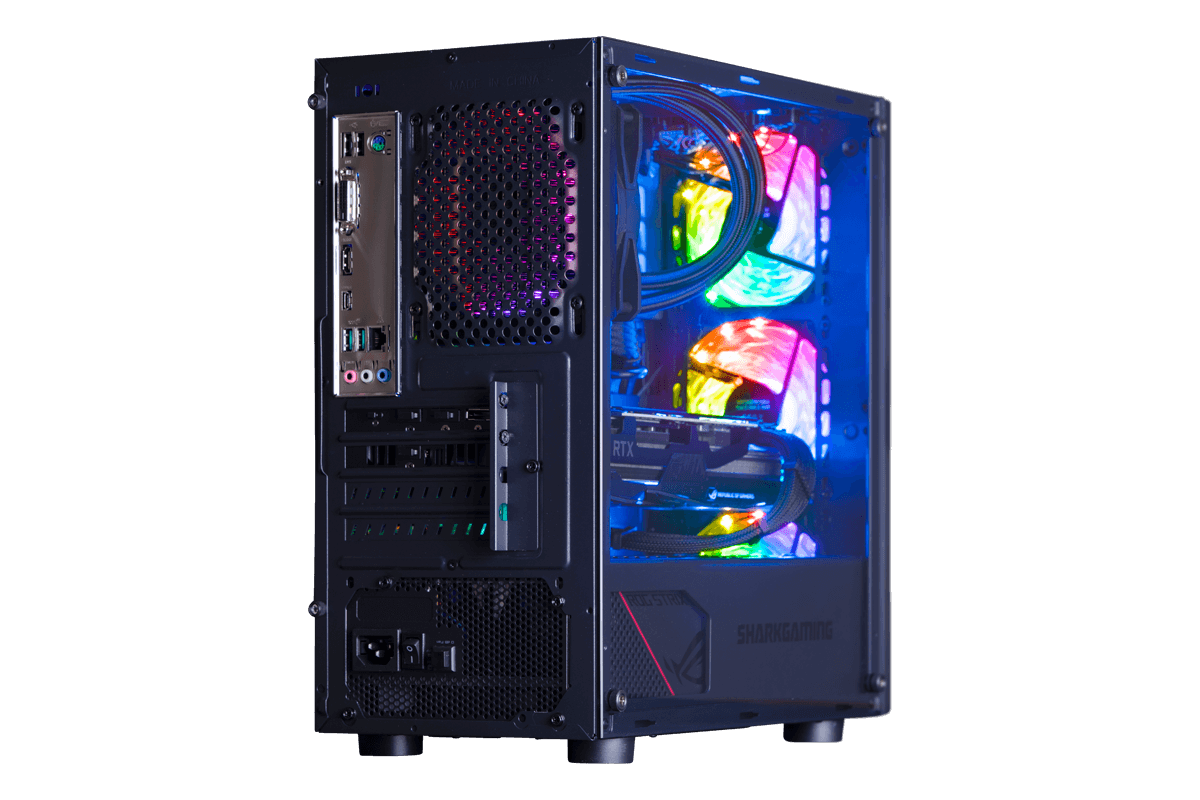 Max Bite Ultimator Gaming-PC