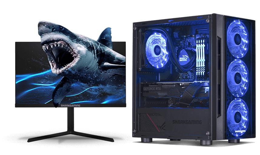 Shark Gaming Maelstrom