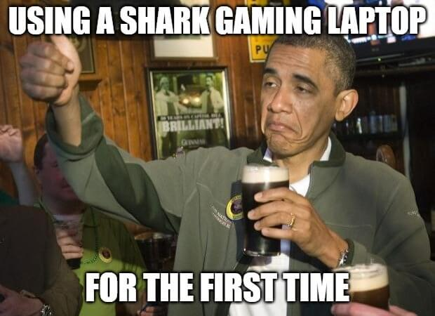Obama meme not bad thumbs up