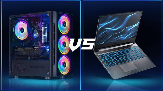 Bærbare vs PC