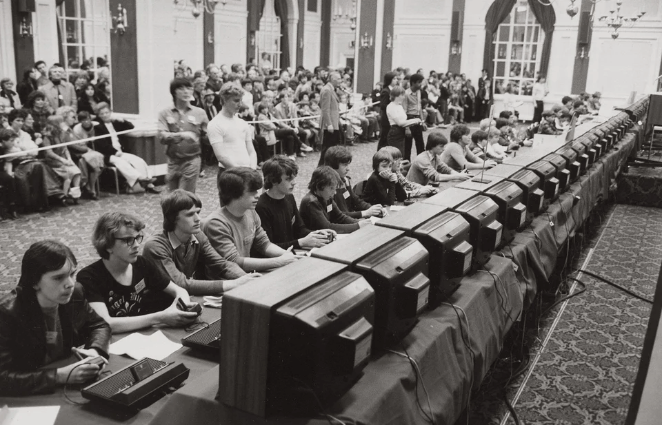 Space Invaders tournament