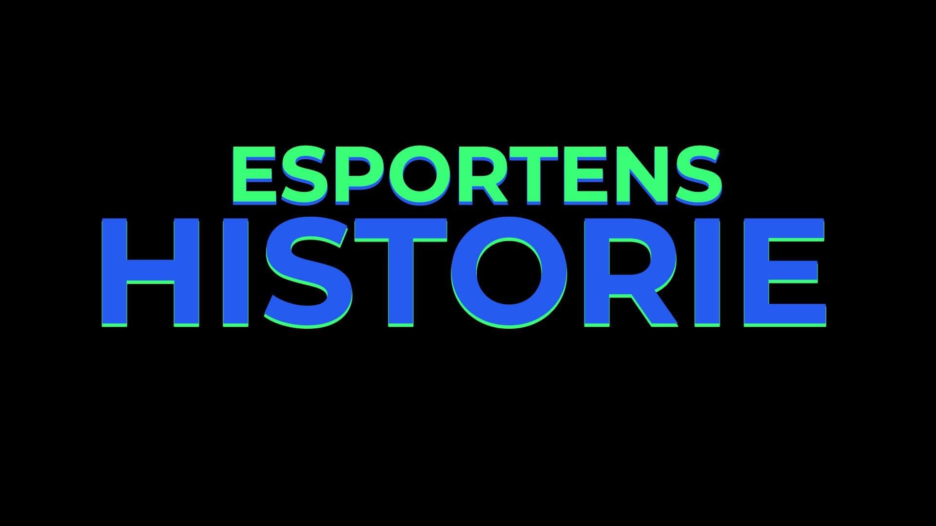 Esportens Historie title