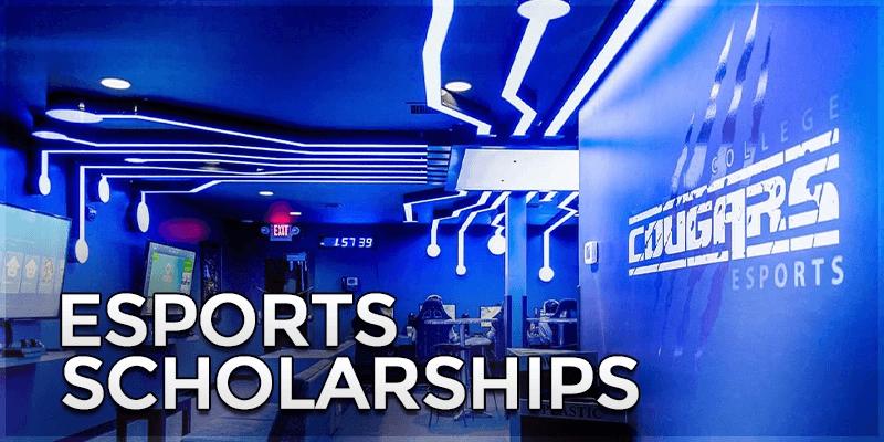 ESPORTS scholarships