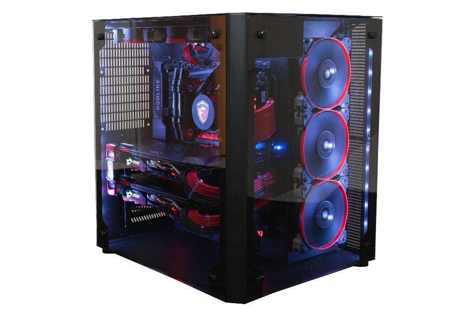 Almighty Shark Gaming PC