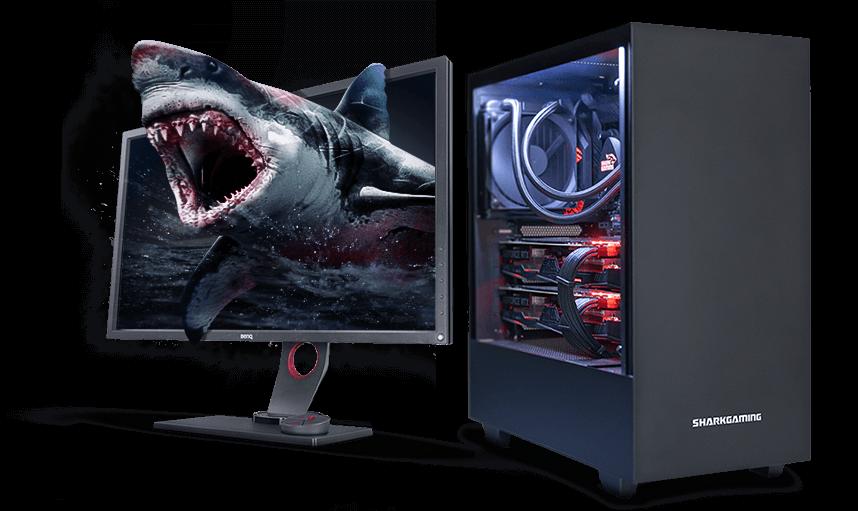 Mighty Shark Bloodlust