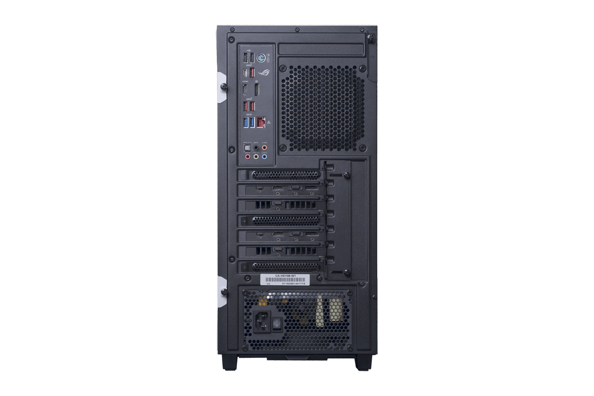 Great White Shark Gaming PC