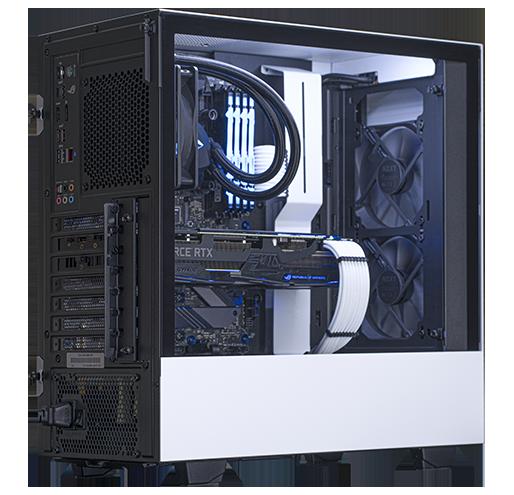 Byggd och testad av datorhajar