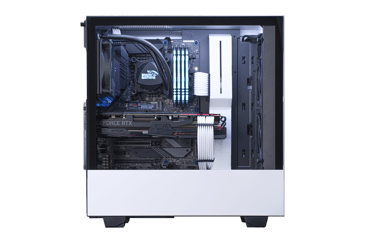 White Shark Massacre Gaming PC