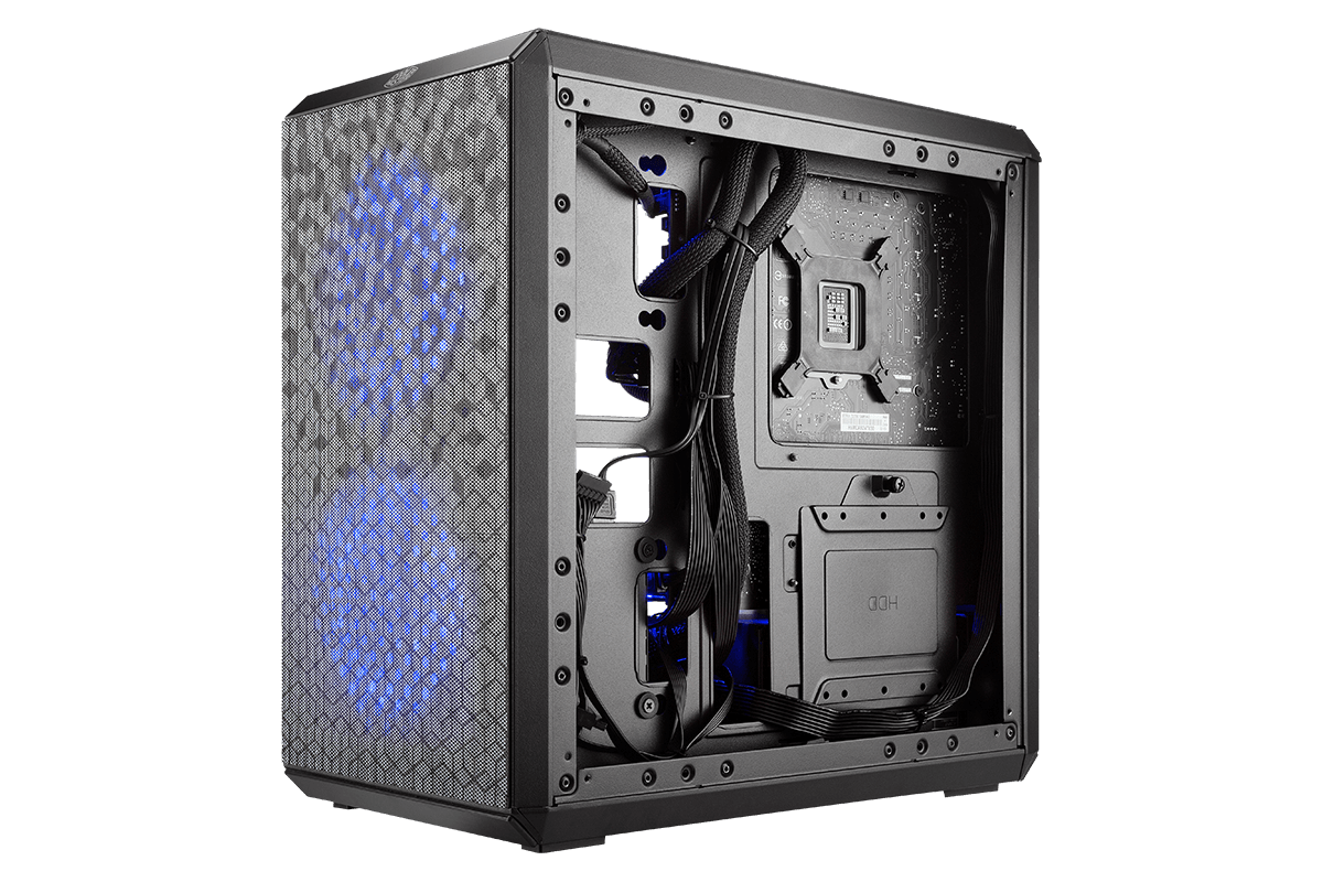 Max Bite Kickstarter Gaming PC