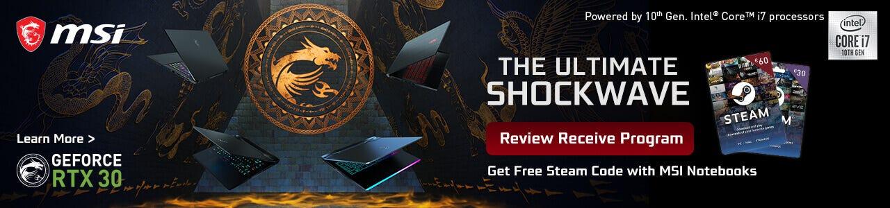 MSI - The Ultimate Shockwave