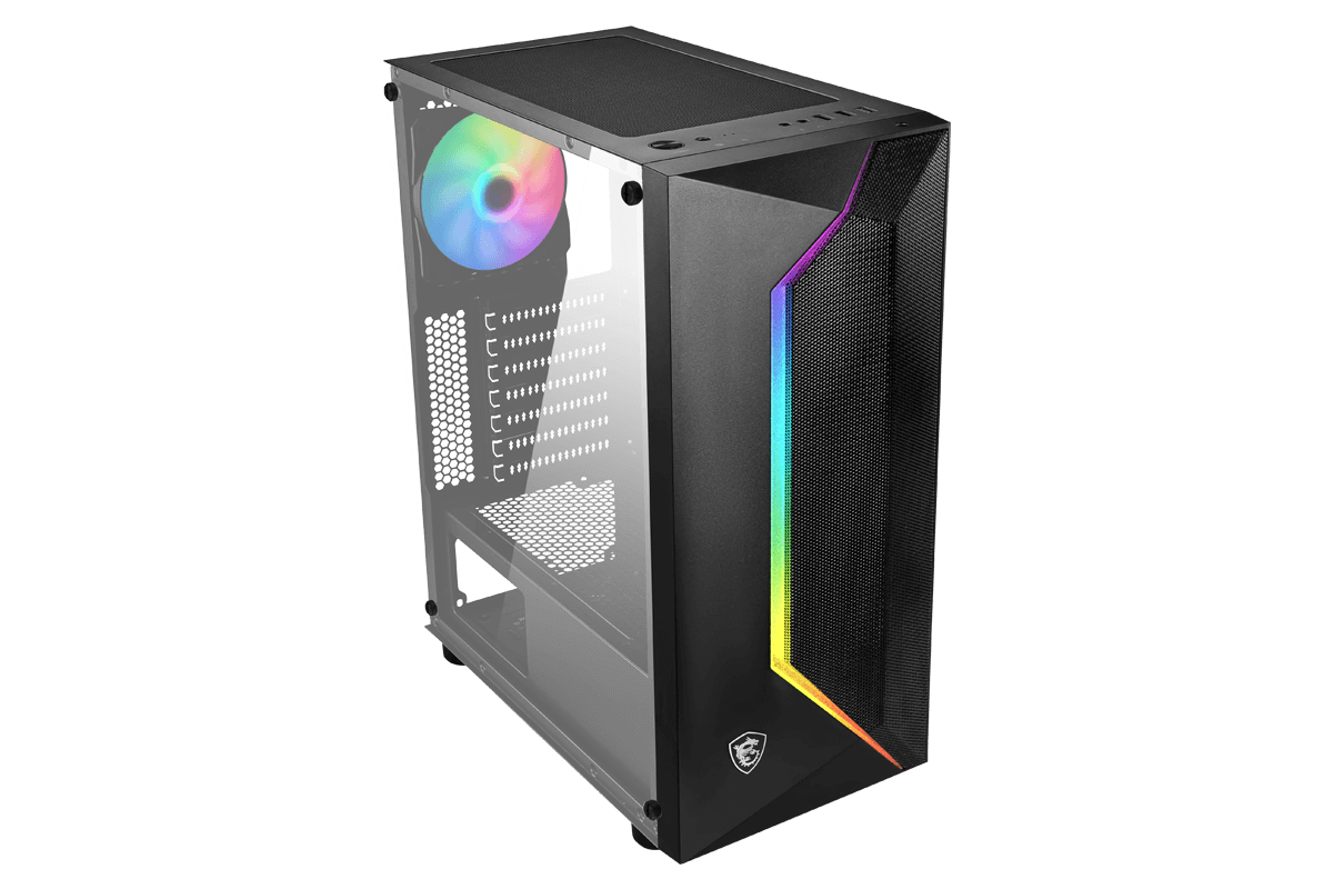 Shark Bloodthirst Gaming PC