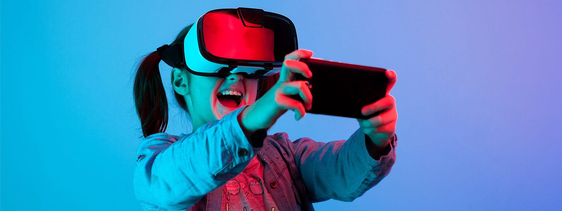 Barn af den digitale generation