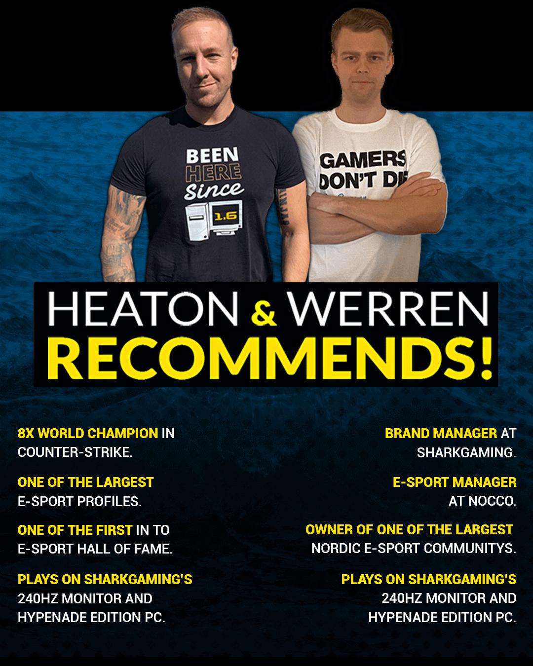 Heaton & Werren recommends