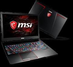Færdigbyggede Laptops