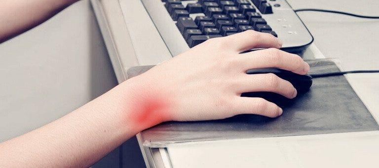 Håndledskade