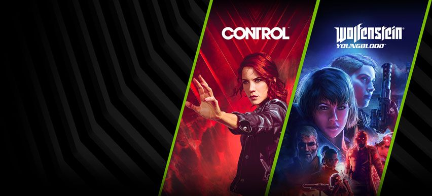 Wolfenstein Youngblood & Control