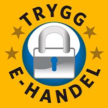 Certifierad av Trygg E-handel