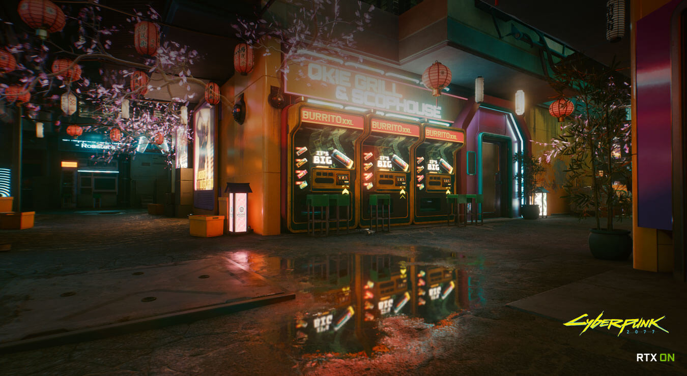 RAY TRACING ON